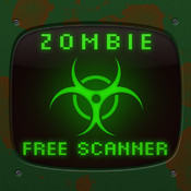 A+ Zombie Scanner for Halloween pranks - test who`s a Zombie using this fingerprint scan