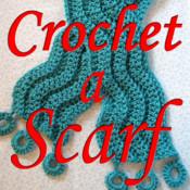 Crochet a Scarf - Learn Crocheting the Easy Way!!