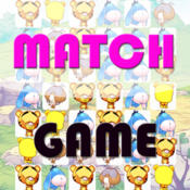 Easy Match Kids Game for Winnie the Pooh Version