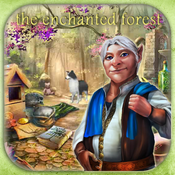 Hidden Objects Enchanted Forest Fantasy Kids Game (iPad Edition)