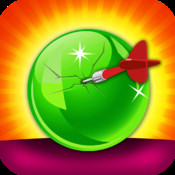 Bubble Dart Sniper: Sharp Shooter - Carnival Game Master (For iPhone, iPad, iPod)