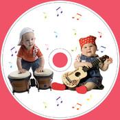 Imagier les instruments de musique - découvrir les familles d`instruments, en photos et en chansons - en Français - bébé /enfant dès 12 mois
