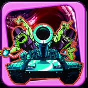 War Battles - Tank Attack Shooting Game!