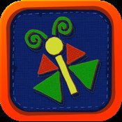 My Craft Book HD by KLAP - Interesting Art of craft for children. Imagination at work while you play.