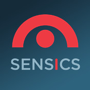 Sensics Virtual Reality Calculator virtual screen