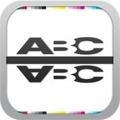 ABC-Tryck