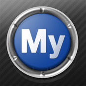 MyButton appear button
