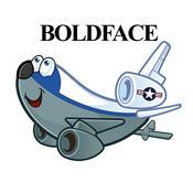 KC-10 BOLDFACE