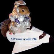 Shuttle Squirrel