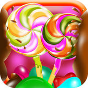Candy Mania Puzzle Deluxe PRO - Match and Pop 3 Candies for a Big Win