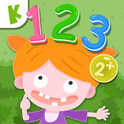 Ladder Math 2+ - Math and Numbers educational games for kids in Preschool and Kindergarten by kids fun world
