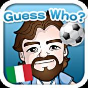 Guess Who? - Italian Football