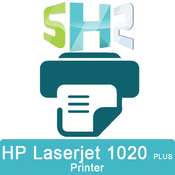 Showhow2 for HP LaserJet 1020 plus