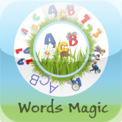Words Magic App For Kids Pro magic words