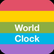 World Clock(The Color of Time)