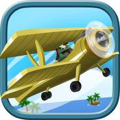 Crazy Frog Pilot: Super Launch Adventure Pro
