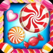 A Sweet Cute Candy Jewel Puzzle Mania!