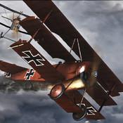 Biplane 3D - Take your WW1 biplane and strike the enemy!