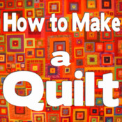 How to Make a Quilt+: Learn Quilting The Easy Way