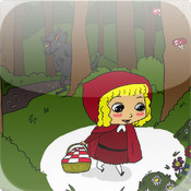 Little Red Riding Hood illustrated audiobook