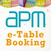 apm e-Table Booking