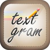 Textgram by Codeadore