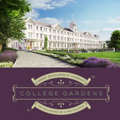 College Gardens Jersey view your