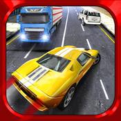 Car Racing - 3D Police Drag Driving
