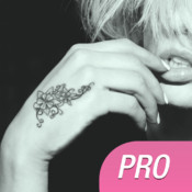 Pimp My Tattoo PRO: Tattoo Designs App with Hottest Tattoo Ideas & Custom Tattoo Catalogs