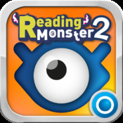 Reading Monster Town 2 (for iPhone)