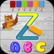Alphabet Learn to Write ABC for Preschool:Kids learn to spell alphabet and write alphabet