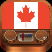 Canada Radios : The App who gives you access to all Canadian Radios For FREE ! racing radios