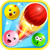 Funny Bubble Shooter Birds HD 2 bubble birds