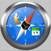 Qibla Compass & Prayer Times