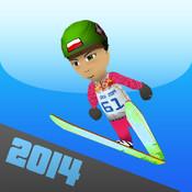 Sochi Ski Jumping 3D - Winter Sports Deluxe Version