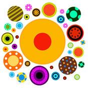 Agar Dots Party - Crazy Agar.io