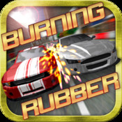 Burning Rubber : Ultimate High Speed Racing!