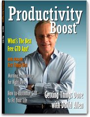 Productivity Boost Magazine