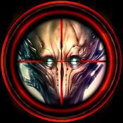 Alien Invasion Warfare: Creepy Oddworld Demon Hunters FREE demon
