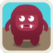 Abstract Monster Eat My Cookie! - Are You Ready For Mania Fight Food? fight mania super