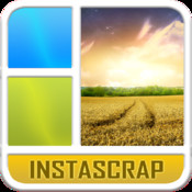 InstaScrap - Photo Collage, Frame, Caption, Edit and Share on Instagram, Facebook and Twitter