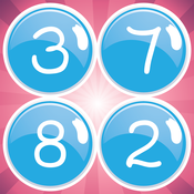 Memory Maths - The free and simple memory match 2 on mathematical equation game memory
