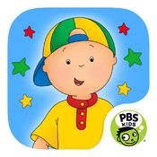 Caillou Let`s Pretend