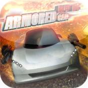 Armored Car ( Racing Game ) racing road