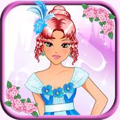 Cinderella`s hairstyle
