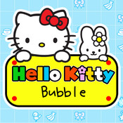 Bubble! with Hello Kitty