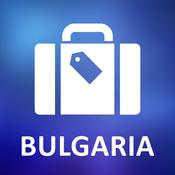 Bulgaria Offline Vector Map