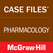 Case Files Pharmacology, 3rd Ed. USMLE Step 1, USMLE Step 2, Shelf Exams Med School, MKSAP, Shelf Exam NBME, (Lange Case Files, McGraw-Hill Medical) mksap
