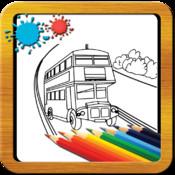 Kids Doodle Color & Draw Free
