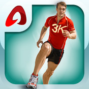 Run a 3K! Walking-jogging plan, GPS & Running Tips by Red Rock Apps